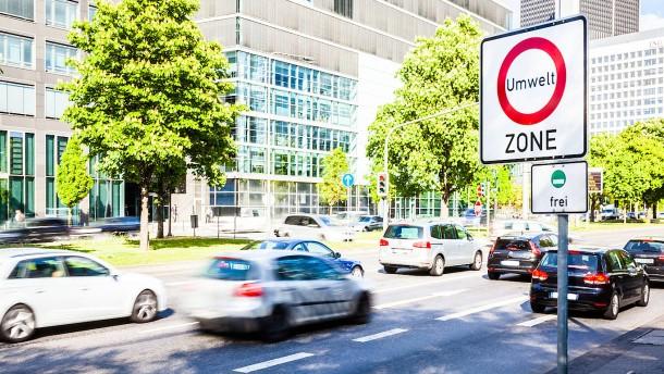 Viele Autofahrer ohne grüne Plakette in Umweltzonen unterwegs