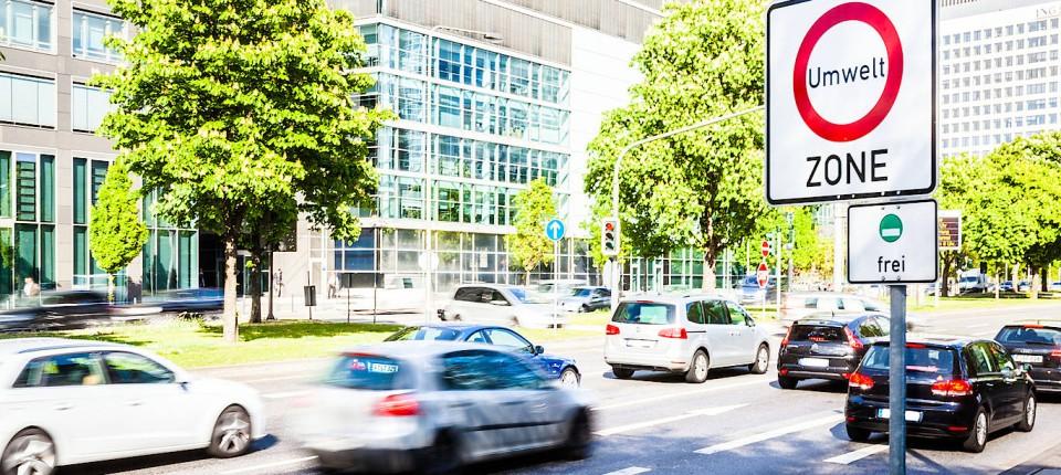 Autofahrer Ohne Grune Plakette Viele Verstosse Gegen Umweltzone