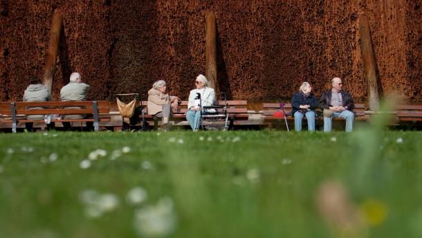 Bedroht die Rentenreform 50.000 Arbeitsplätze?