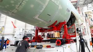 """Airbus bereitet sich auf Brexit-""""Katastrophe"""" vor"""