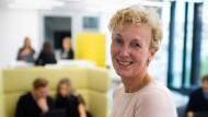 Sabine Bendiek ist die Deutschlandchefin des Technologiekonzerns Microsoft.