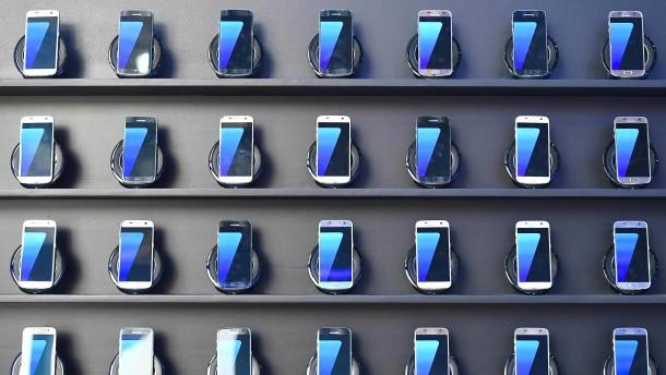 Jetzt hakt es beim Galaxy S8