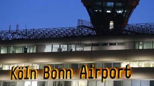 Flughafen Köln/Bonn macht Verlust
