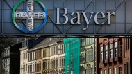 Bayer senkt die Erwartungen für das Gesamtjahr.