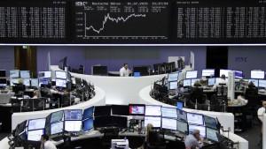 Dax-Anleger setzen auf Lösung für Athen