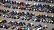 Rekordstrafe für Lastwagen-Kartell