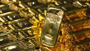 Wie entwickelt sich der Goldpreis?