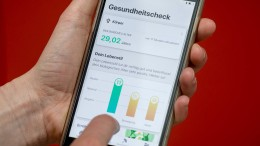 Neue Gesundheits-App für 13 Millionen Versicherte startet