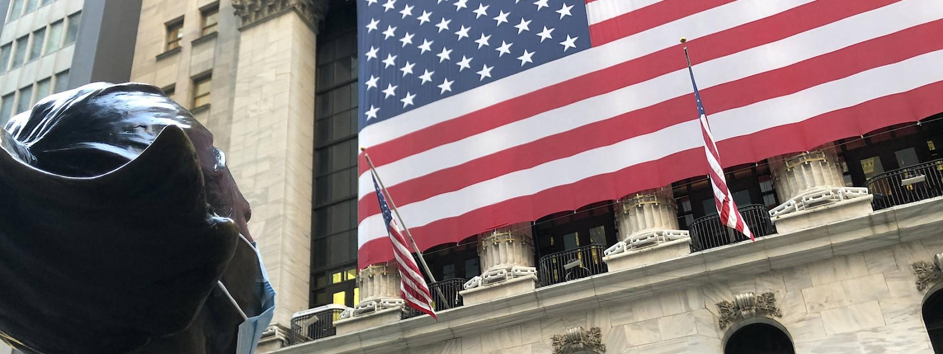 Wall Street hofft auf lockerere Maßnahmen