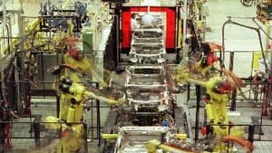 Opel speckt Produktion in Bochum und Eisenach ab