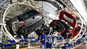 Der VW Golf verliert den Spitzenplatz