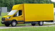 Post kündigt den nächsten Elektro-Lieferwagen an