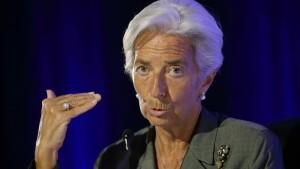 Frankreich ermittelt gegen IWF-Chefin Lagarde