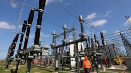 Steigen die Chinesen doch ins deutsche Stromnetz ein?
