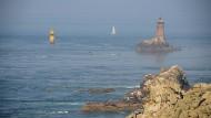 In der Bretagne spielen alle Dupin-Krimis: Pointe du Raz ist Frankreichs westlichster Festlandpunkt.