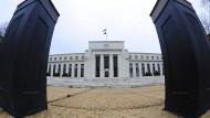 Die Federal Reserve in Washington ist die mächtigste Notenbank der Welt.