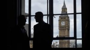 Wirtschaftswachstum in Britannien knickt ein