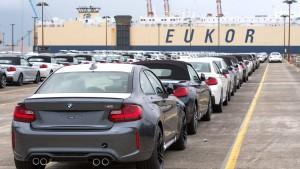 Amerikanische Zölle könnten Kosten der Autobauer verzehnfachen