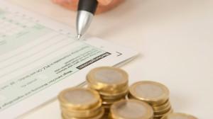 Die Steuererklärung ist eine komplizierte Angelegenheit.