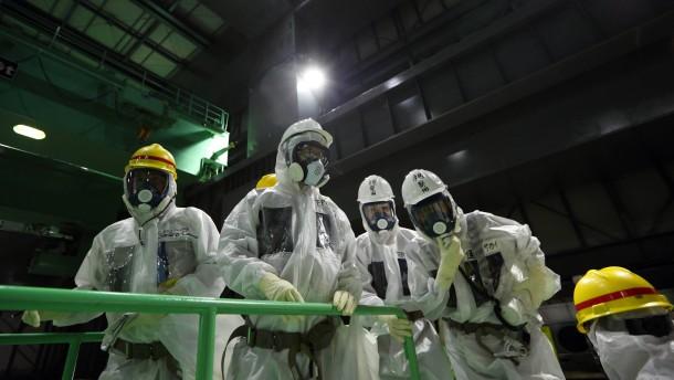 Betreiber von Fukushima vor der Zerschlagung