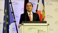 Der Direktor des Institutes für Weltwirtschaft, Dennis Snower