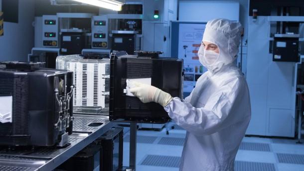 Hoffnung für Europas Chip-Industrie