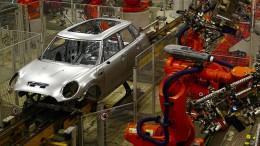 """""""Sie halten die Zukunft der britischen Autoindustrie in Händen"""""""