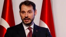 3000 Investoren telefonieren mit Erdogans Schwiegersohn