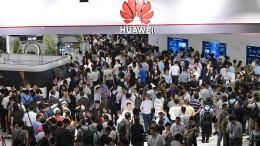 Huawei lebt trotz Trumps Zorn weiter