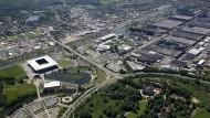 Stadt Wolfsburg verhängt Haushaltssperre