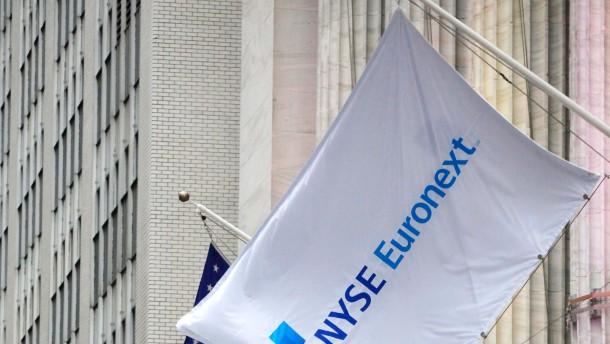 Nyse-Aktionäre segnen Fusion ab