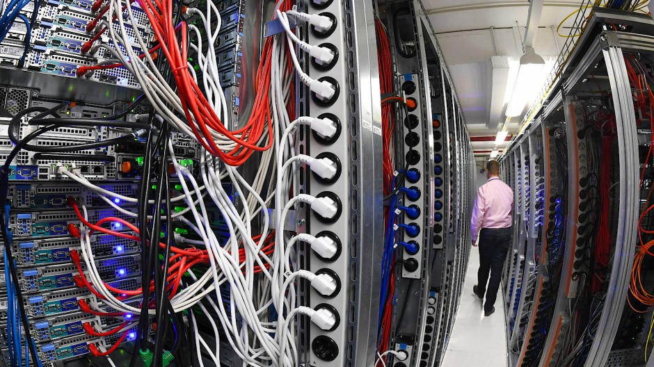 Europa will mit einem eigenen Rechenzentren-Netzwerk punkten.