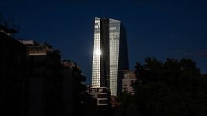 Die EZB sollte nicht reagieren