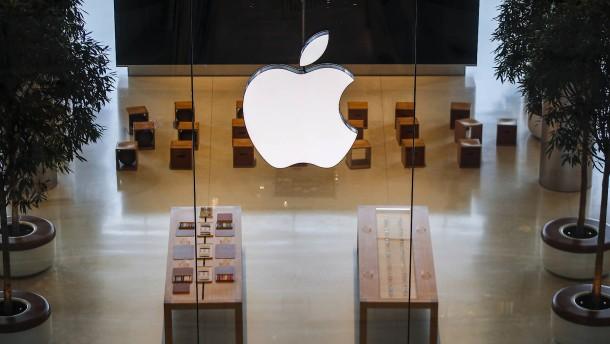 Apple muss in Frankreich 1,1 Milliarden Euro zahlen