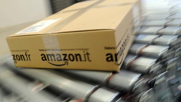 Angriff auf Amazon