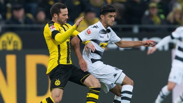 Wie geht das Duell der Borussias aus?