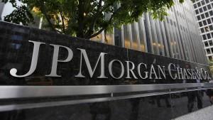 JP Morgan erzielt abermals Rekordgewinn