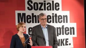 Linke fordert 1200 Euro netto für Rentner