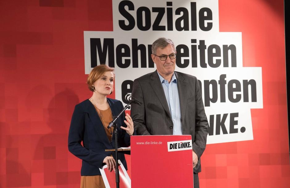 Bild zu: Linke fordert 1200 Euro netto für Rentner und