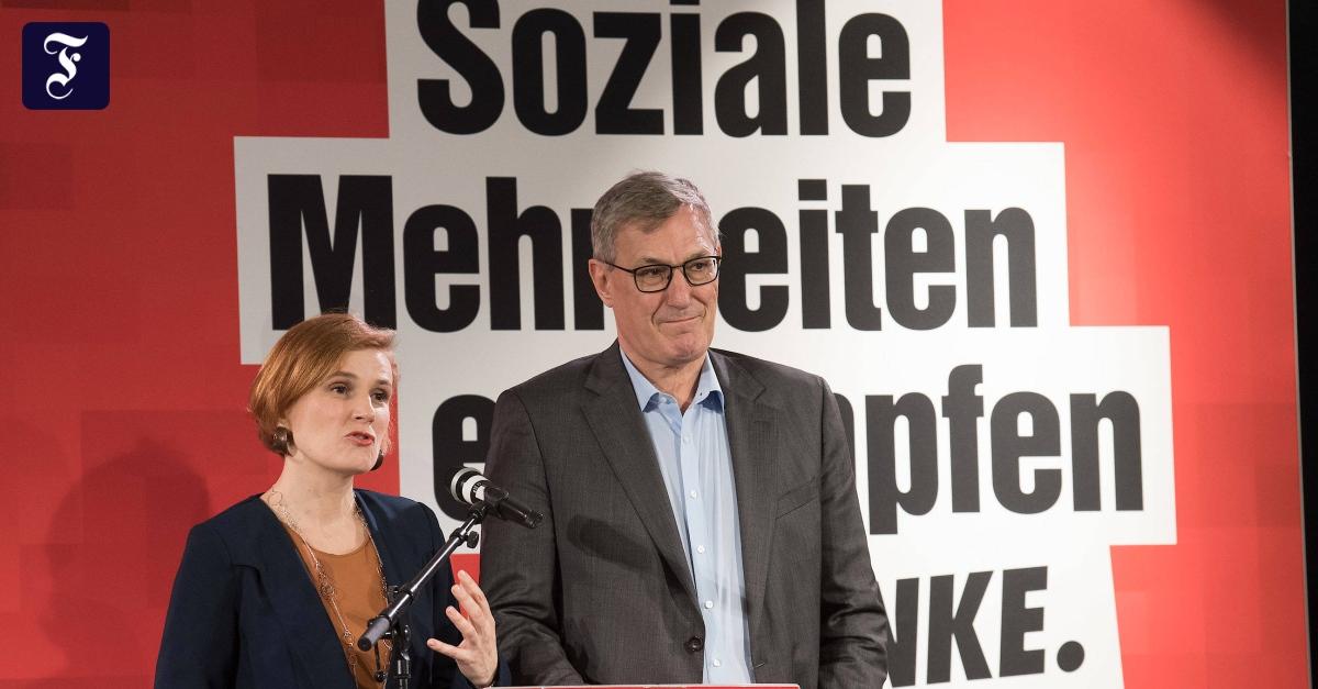 Linke fordert 1200 Euro netto für Rentner und höheren