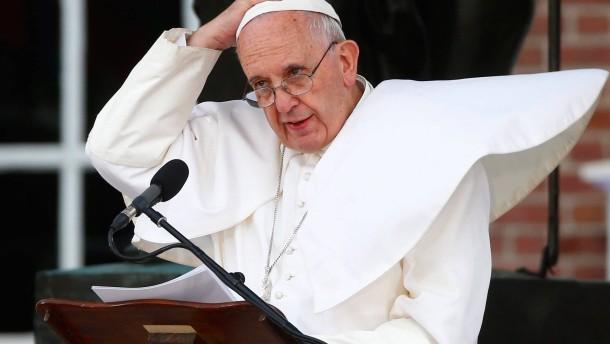 Die Feinde des Papstes