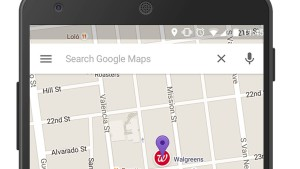 Google steckt Werbung in Google Maps