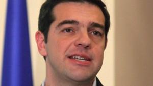 Tsipras wirbt in Brüssel für seine Finanz-Zaubershow