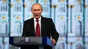Sanktionen schmerzen Russland