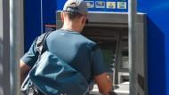 EZB fürchtet Ansturm auf griechische Banken