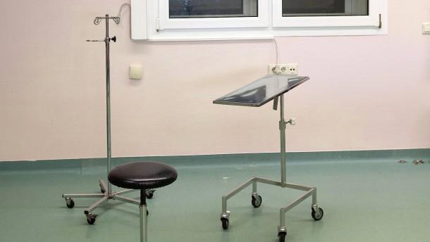 Jedes zehnte Krankenhaus steht vor der Insolvenz