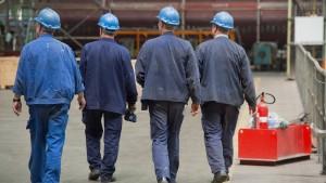 Arbeitslosenzahl auf niedrigstem September-Wert seit 1990