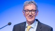 Wolfgang Mayrhuber auf der Hauptversammlung von Infineon im Februar diesen Jahres.