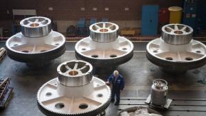 Deutlich weniger Aufträge für Maschinenbauer