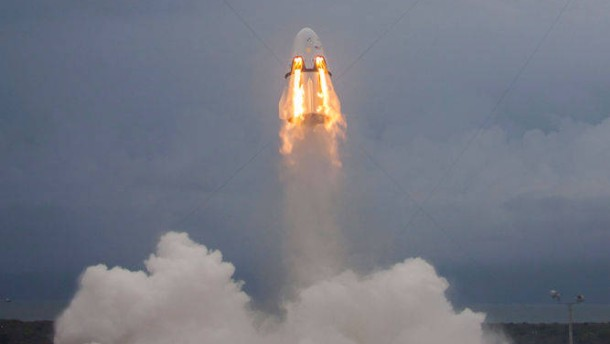 Elon Musk nimmt Kurs auf den Mars